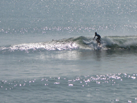 Summer surf in KDH