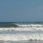 Hurricane Leslie surf - Outer Banks 04