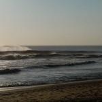 Hurricane Leslie surf - Outer Banks 11