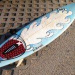 Hurricane Leslie surf - Outer Banks 12