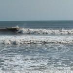 Hurricane Leslie surf - Outer Banks 13