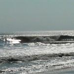 Hurricane Leslie surf - Outer Banks 21
