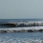Hurricane Leslie surf - Outer Banks 22