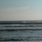 Hurricane Leslie surf - Outer Banks 34