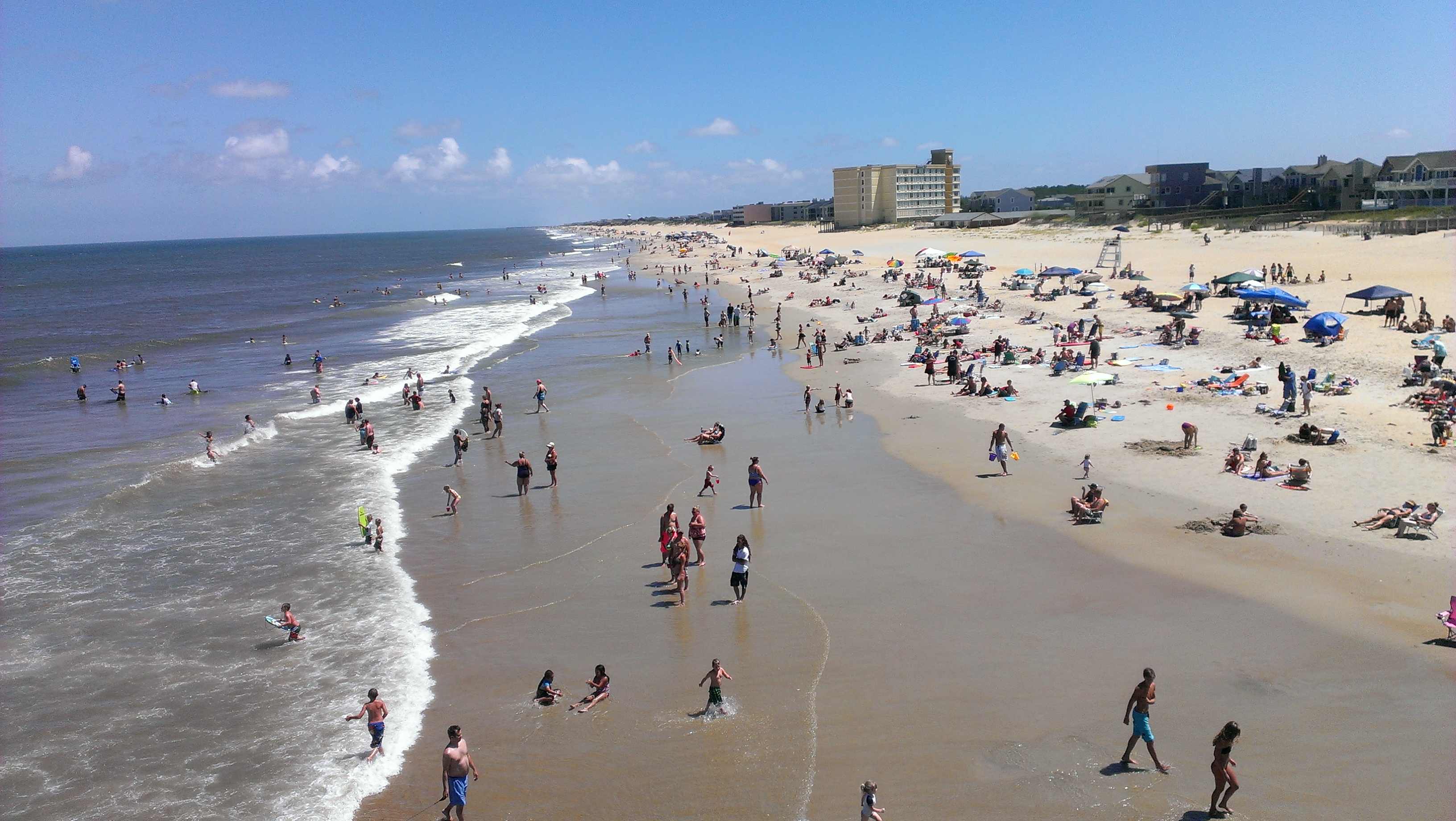 Obx Sandbars And Board Shorts Day Seven Total Tourists Hibbets Net Blog