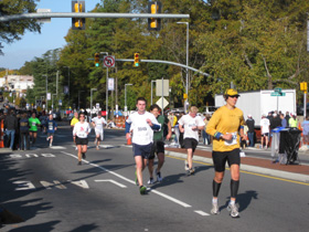 City of Oaks Marathon 25