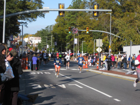 City of Oaks Marathon 26