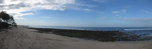 Playa Negra beach