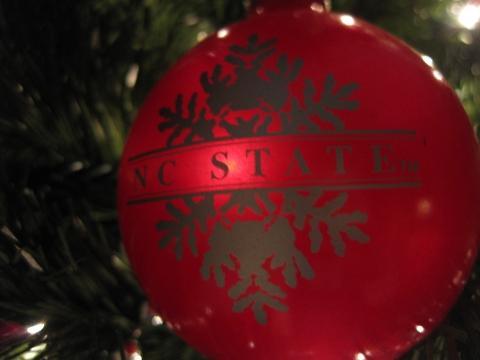 NC State Christmas
