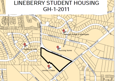 Lineberry Student Housing