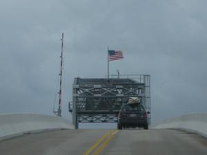 Figure 8 Island bridge