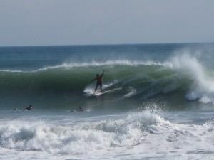 Surf from Hurricane Katia