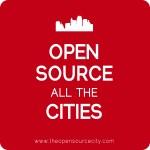 Open Source City sticker