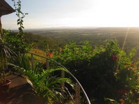 View from El Mirador