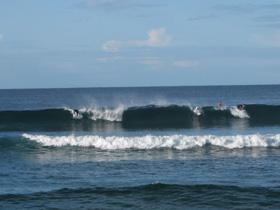 Surf at Playa Negra